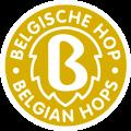 Logo Belgische hop